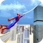 Flying Rope Guy For PC / Windows / MAC