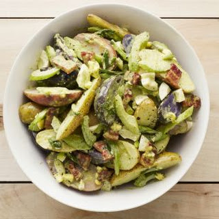 Herbed Potato Salad with Bacon