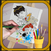 Download Coloring benn nicely APK on PC