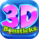 Bonsticks 3D Icon