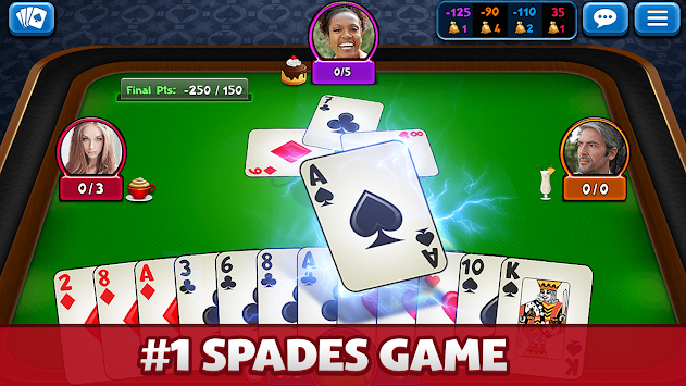 Spades Plus APK screenshot thumbnail 1