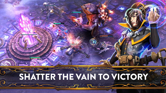 VG: Vulkan Beta APK screenshot thumbnail 3