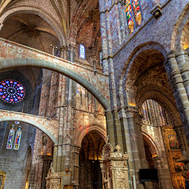 catedral de Avila by Roberto Gonzalo - Buildings & Architecture Places of Worship ( avila, catedral )