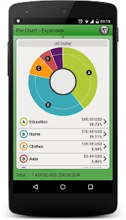 Finance Manager APK for Kindle Fire