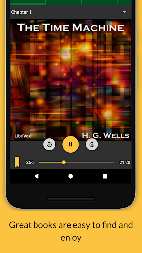 LibriVox Audio Books Free screenshot 2