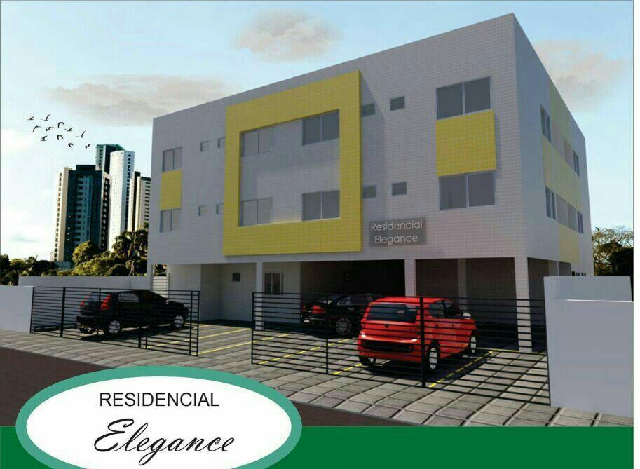 Apartamento residencial à venda, Cuiá, João Pessoa.