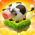 Game Cube Farm 3D: Harvest Skyland apk for kindle fire