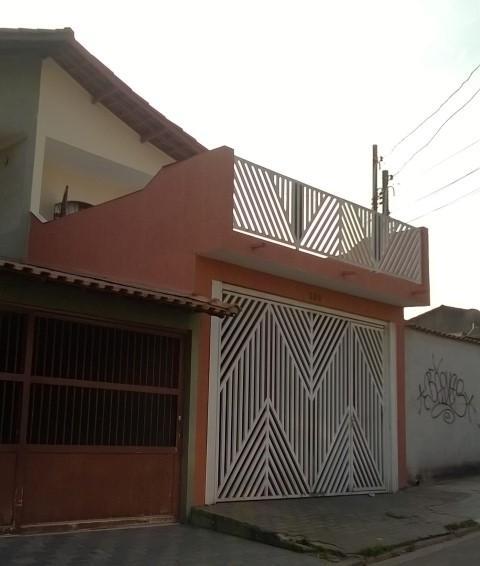 Sobrado Jardim Santo Alberto Santo André