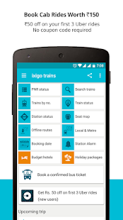 Download Indian Rail Train PNR Status APK to PC