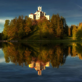 Fairytale castle by Boris Frković - City,  Street & Park  Vistas