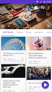 App KMPlayer (Play, HD, Video) APK for Kindle