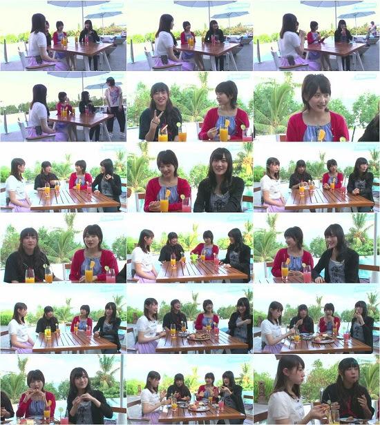 (TV-Variety)(720p) YNN [NMB48チャンネル] バリバリモーニング 150628