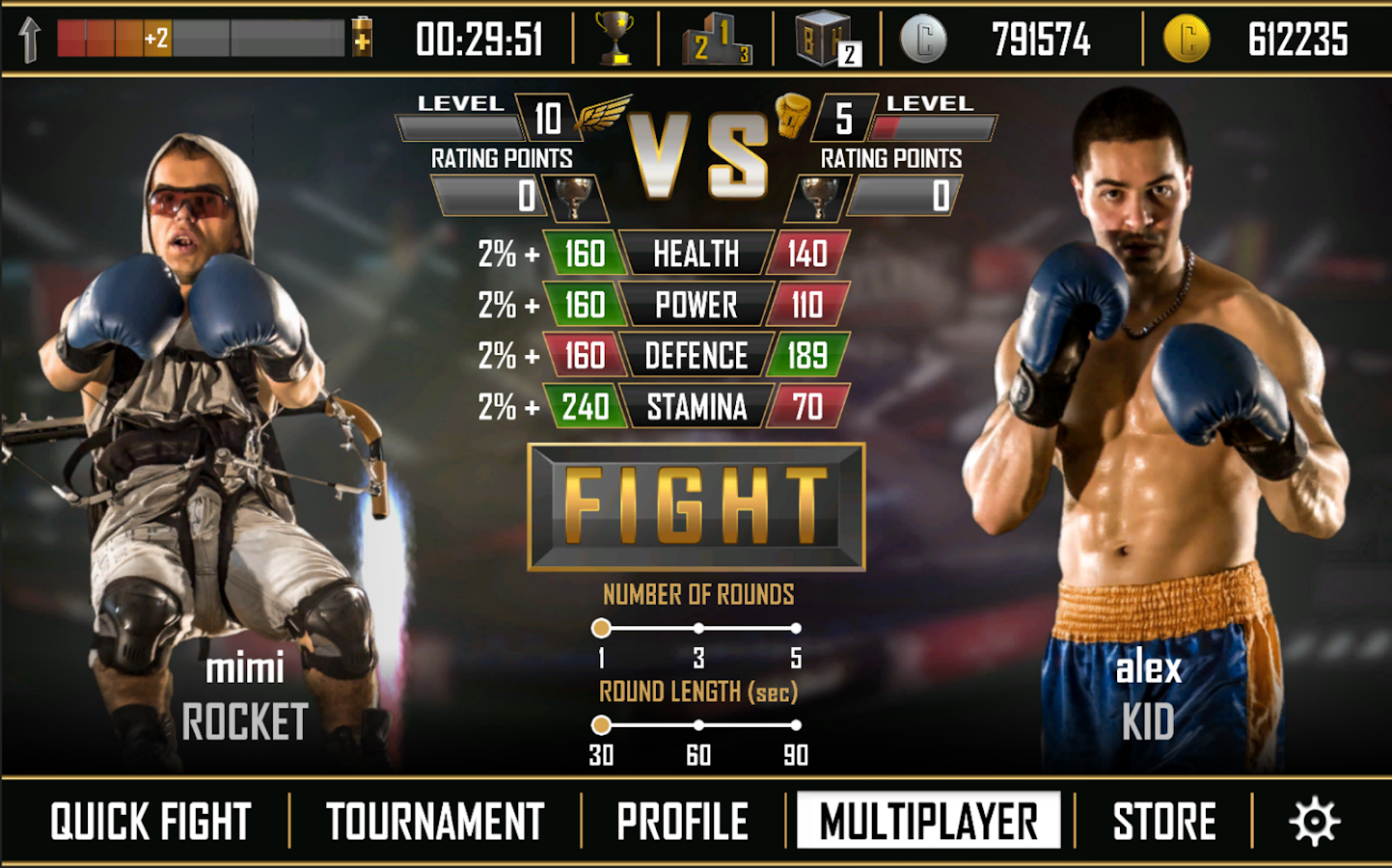 Boxing Combat Screenshot 8