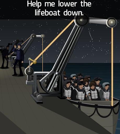Escape Titanic screenshot 12