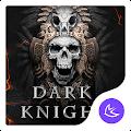 Dark Knight-APUS theme APK for Bluestacks