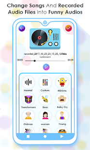Voice Changer - Funny, Effects & Recorder for pc