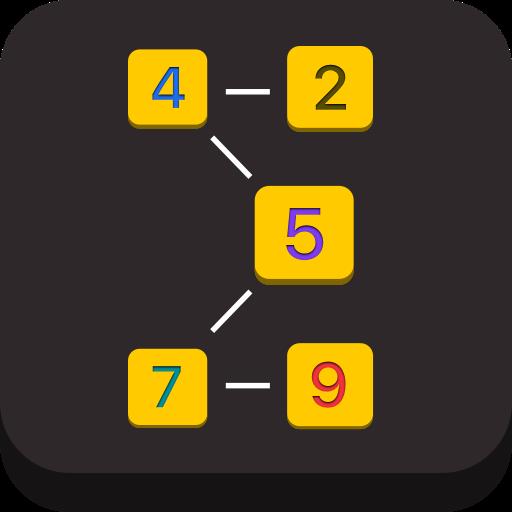 Sum X - simple math puzzle (game)