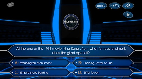Millionaire 2020 Free Trivia Quiz Game for pc