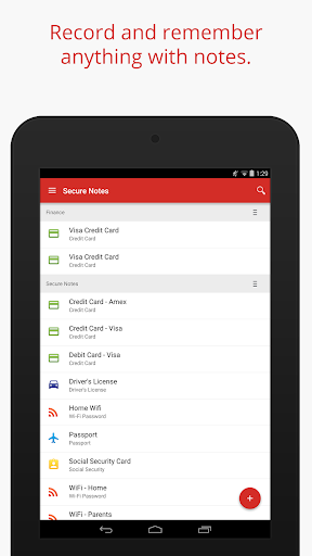 LastPass Password Manager screenshot 11