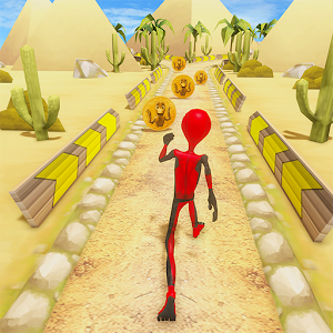 Subway Alien Run For PC / Windows 7/8/10 / Mac – Free Download