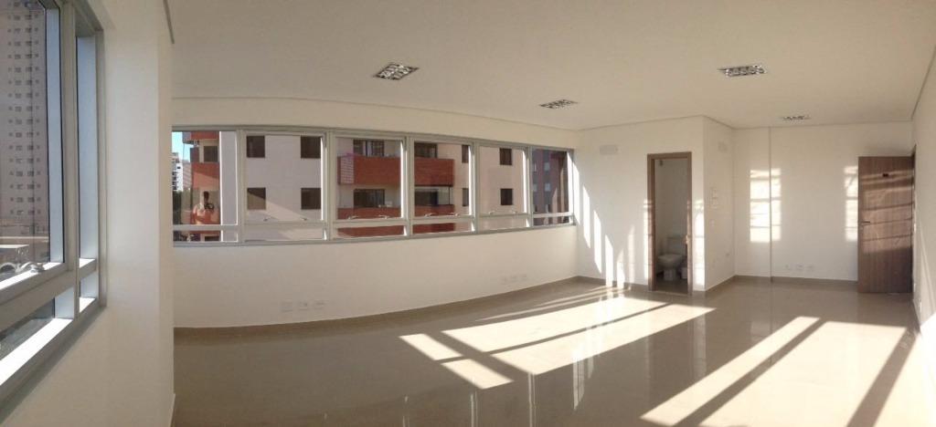 Sala  comercial para locação, Parque Residencial Aquarius, S