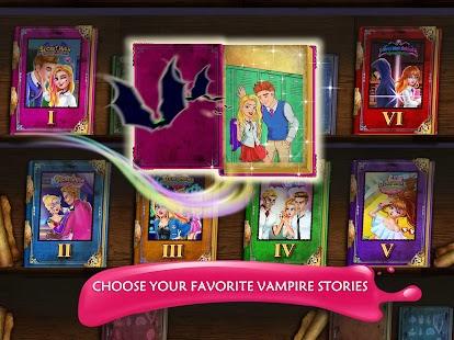 Secret High School Season 1: Vampire Love Story