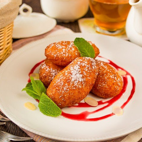 Cottage Cheese Donuts