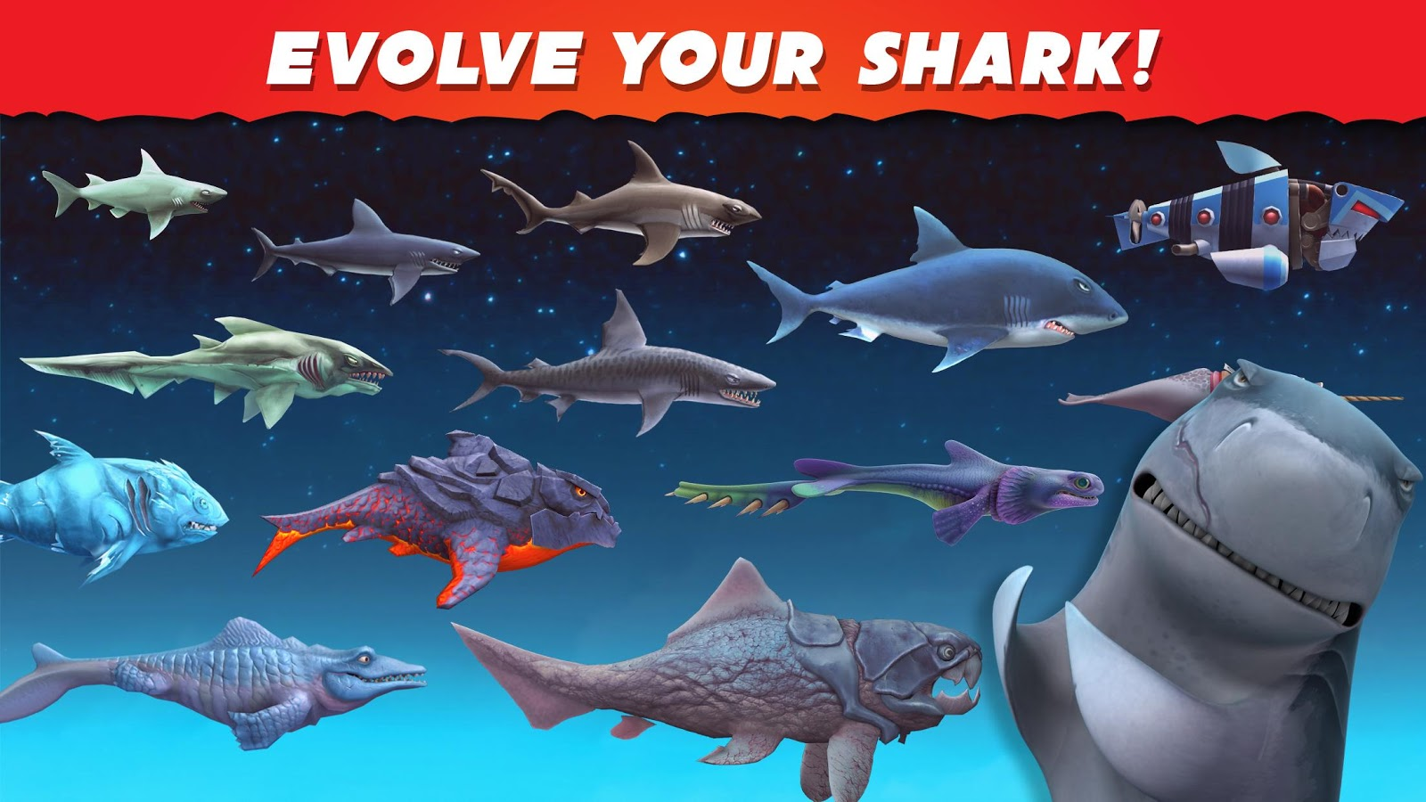 Hungry Shark Evolution Screenshot 7