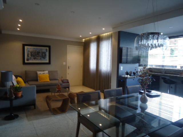 3 quartos, localização sensacional, decorado com bom gosto