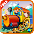 App Kids Train Learning Videos ABC APK for Kindle