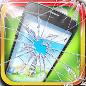 Game Cracked Screen Prank version 2015 APK
