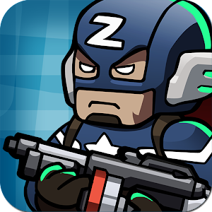 Captain Avengers - Zombie World