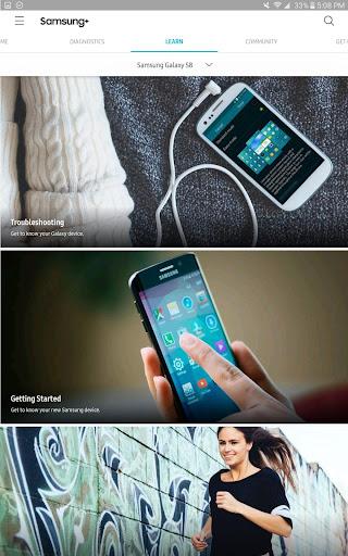 Samsung+ screenshot 10