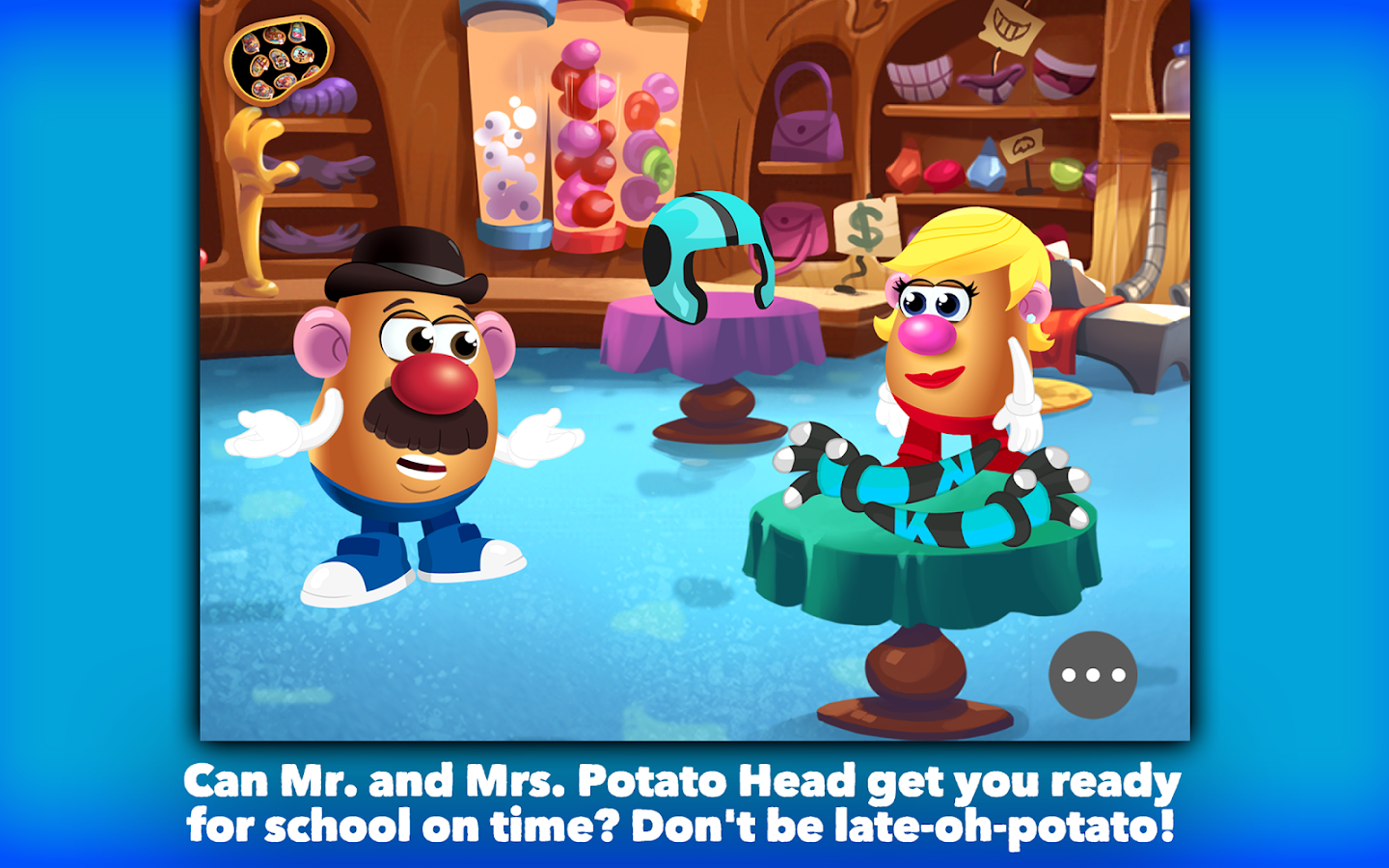 Mr. Potato Head: School Rush Screenshot 8