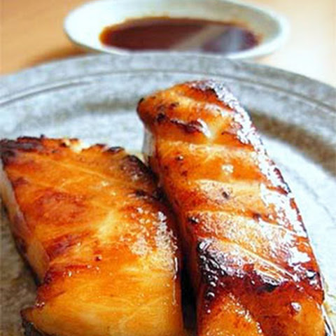Teriyaki Grilled Cod