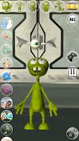 Screenshot of Talking Alan Alien