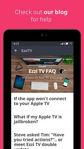 Universal Smart Remote Ezzi TV screenshot 15
