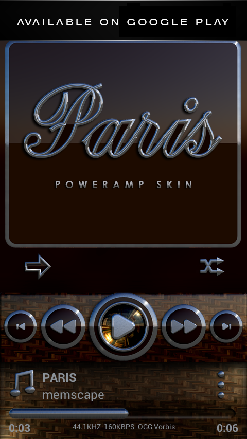 PARIS Next Launcher 3D Theme Screenshot 7