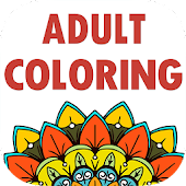 App Free Coloring Book For Adults APK for Kindle