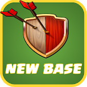 App New COC Base Map 2017 APK for Windows Phone