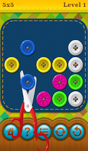 Cut the Buttons - screenshot