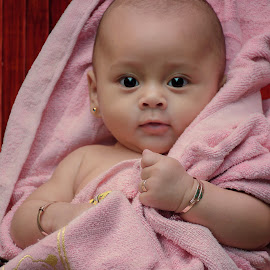 Leticia Lavelle br Ginting's by Kriswanto Ginting's - Babies & Children Toddlers ( indonesia, nikon d7100, baby, nikon, toddler,  )