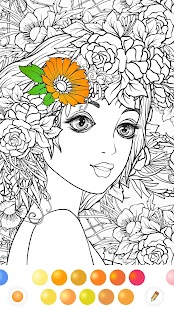 App InColor - Coloring Books APK for Kindle