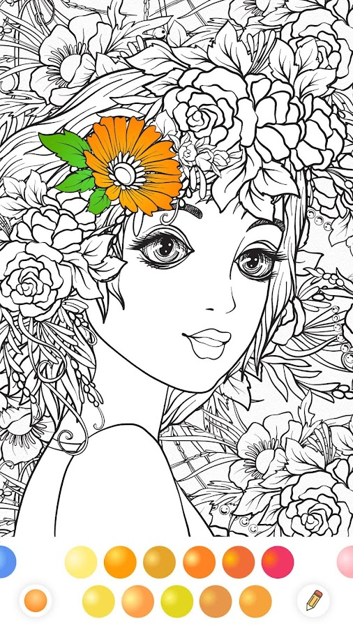 InColor - Coloring Books Screenshot 5