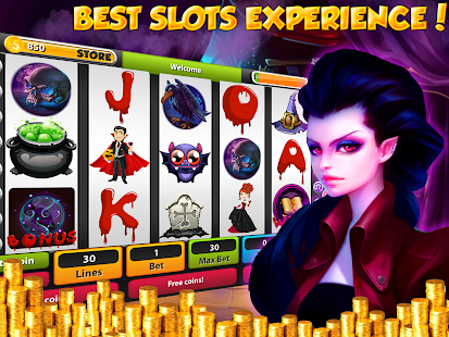 Rich Vampire Slots HD - screenshot