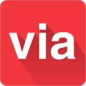 VIA - Flight Hotel Holiday Bus APK baixar