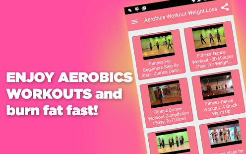 Free Download Aerobics workout weight loss APK for Blackberry