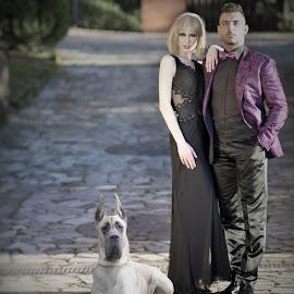 fashion dog by Adriano Ferdinandi - People Fashion