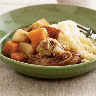 Chicken Rutabaga Recipes