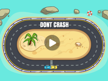 Don't crash - screenshot